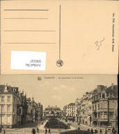 606537,Ostende De Leopoldlaan En De Kursaal Belgium - Belgien