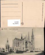606531,Ostende L Eglise SS. Pierre Et Paul Kirche Belgium - Belgien