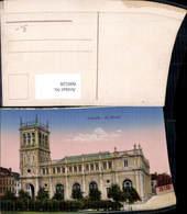 606528,Ostende La Poste Post Postamt Belgium - Belgien