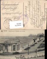 606520,Ostende Galerie-Promenoir Et Panorama Vers Le Kursaal Belgium - Belgien