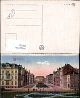 606517,Ostende L Avenue Leopold Belgium - Belgien