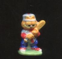 Feve A L Unite Garfield Fait Du Sport N7 / 1.2p15c12 - Sports