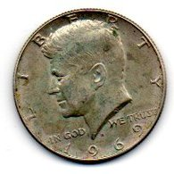 1969 Stati Uniti 50 C (circolata) - Federal Issues