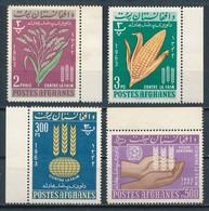 °°° AFGHANISTAN - Y&T N°726/28 + 47 PA - 1963 MNH °°° - Afghanistan