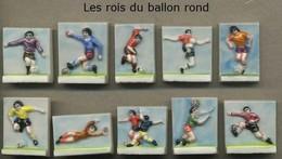 Serie Complete De 10 Feves Les Rois Du Ballon Rond - Sports