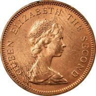 Monnaie, Jersey, Elizabeth II, New Penny, 1971, SUP, Bronze, KM:30 - Jersey
