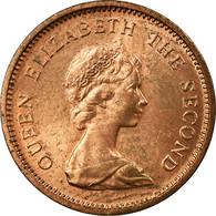 Monnaie, Jersey, Elizabeth II, 1/2 New Penny, 1971, SUP+, Bronze, KM:29 - Jersey