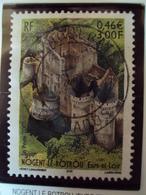 """2000-2009    - Timbre Oblitéré N°  3386  """"  Nogent Le Rotrou   """"     0.20 - France"""