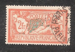 Perforé/perfin/lochung France Merson No 145 BP  Banque De Paris Et Des Pays Bas (143) - France