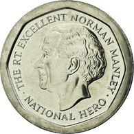 Monnaie, Jamaica, Elizabeth II, 5 Dollars, 1996, British Royal Mint, SPL, Nickel - Jamaique