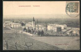 CPA St-Maurice-d`Hostun, Vue Generale - Sin Clasificación