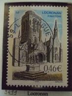 "2000-2009    - Timbre Oblitéré N° 3499   "" Locronan    ""     0.50 - France"