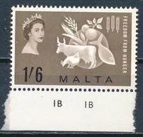 °°° MALTA - Y&T N°284 - 1963 MNH °°° - Malta