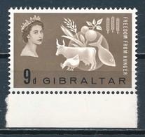 °°° GIBRALTAR - Y&T N°159 - 1963 MNH °°° - Gibilterra