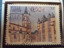 """2000-2009    - Timbre Oblitéré N°   3580 """"   Tulle  """"     0.50 - France"""