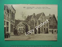 Anvers Antwerpen Gilden Plaats 1930 - Antwerpen