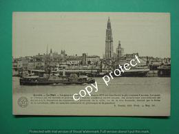 Anvers Antwerpen Le Port, Schepen Binnenscheepvaart Bassin Canal - Antwerpen