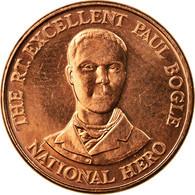 Monnaie, Jamaica, Elizabeth II, Paul Bogle, 10 Cents, 2003, British Royal Mint - Jamaique