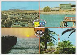 1566/ SWAKOPMUND, Namibia / S.W.A. - Writed. Écrite. Escrita. Scritta In Afrikaans. (See The 2 Scans) - Namibia