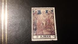 1972 Religious Paintings - Ajman