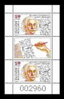 Bulgaria 2019 Mih. 5414 (Bl.472) Physicist Albert Einstein MNH ** - Bulgarie