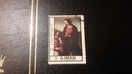 1972 Paintings - Ajman