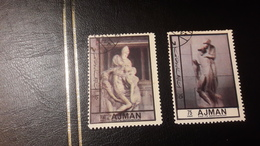 1972 Michelangelo Pieta - Ajman