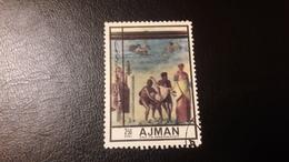 1972 Antique Art - Ajman