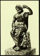 Mainz  -  Röm.-Germ. Zentralmuseum - Bildnis Des Luppiter Capitolinus - Aus Saloniki - Ansichtskarte Ca. 1975    (10473) - Kirchen U. Kathedralen