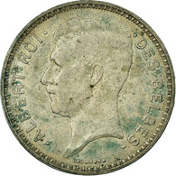 Monnaie, Belgique, 20 Francs, 20 Frank, 1933, TB+, Argent, KM:103.1 - 1909-1934: Albert I