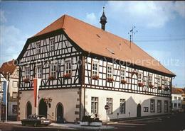 71515621 Muennerstadt Rathaus Muennerstadt - Deutschland