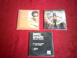 LENNY  KRAVITZ   COLLECTION DE 3 CD SINGLE - Musique & Instruments