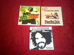 PIERPOLJAK °  COLLECTION DE 3 CD SINGLE - Musique & Instruments