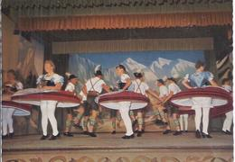 AK-31529  - Ruhpolding - Almtanz Im Kurhaus - Bailes