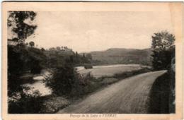 51gg 1043 CPA - PAYSAGE DE LA LOIRE A VERNAY - France