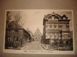 Diest. Rue Des Refuges. - Diest