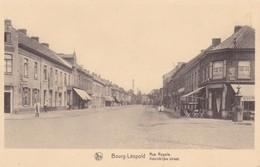 Bourg Leopold Rue Royale - Leopoldsburg (Camp De Beverloo)