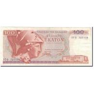 Billet, Grèce, 100 Drachmai, KM:200b, TTB - Griekenland