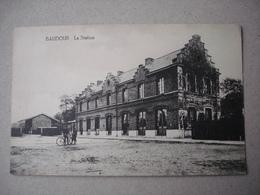 Baudour. La Station. - Belgique