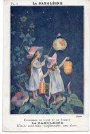 SAXOLEINE  ECLAIRAGE DE LUXE ET DE SURETE  CALENDRIER AU DOS 1898 - Publicité