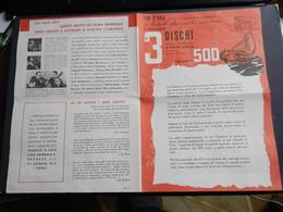 6c) PUBBLICITA' DISCHI MUSICA CLASSICA CLUB COLLEZIONISTA 1958 CIRCA - Other Products