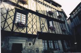 PHOTO---Maisons A Colombages--voir 2 Scans - Photos