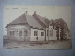 Comines. La Gare. - Comines-Warneton - Komen-Waasten