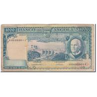 Billet, Angola, 1000 Escudos, 1962-06-10, KM:98, B - Angola