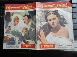 6c) I GRANDI FILMI ILLUSTRATI 1942 IL MERCANTE DI SCHIAVE - FINALMENTE SOLI - Cinema & Music