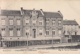 Haacht Gemeentehuis En Gendarmerie - Haacht
