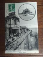 Carte Postale Ancienne Mont-Saint-Michel 1911 - Le Mont Saint Michel