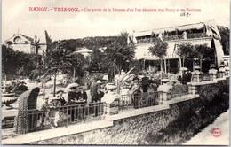 54 NANCY - Trianon - Une Partie De La Terrasse. - Nancy