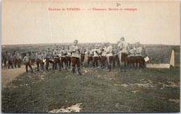 70 VESOUL - 11e Chasseurs - Le Service En Campagne - Vesoul