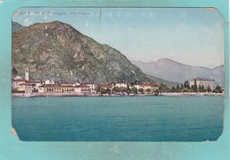 Small Old Post Card Of Managgio,Lake Como, Lombardy, Italy,V69. - Como